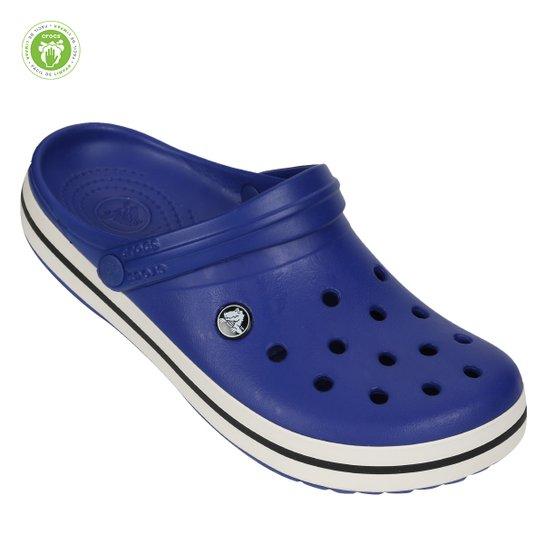 Crocs Crocband - Azul+Branco