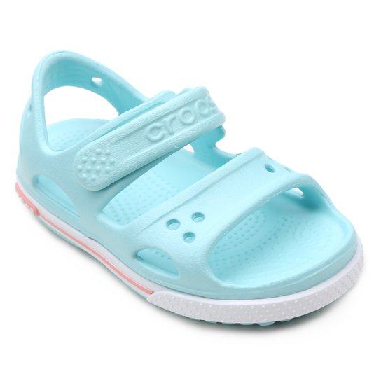 Crocs Infantil Crocband II PS - Azul