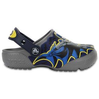 Crocs Infantil Funlab Batman Masculino