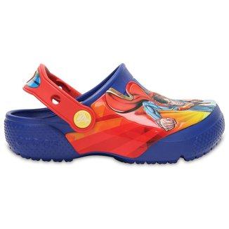 Crocs Infantil Funlab Superman Masculino