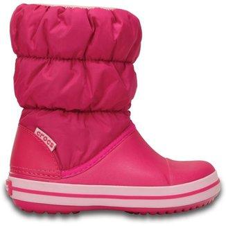 Crocs Winter Puff Boot Kids Candy