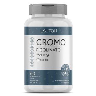 Cromo Picolinato - 60 Comprimidos - Lauton Nutrition