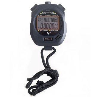 Cronômetro Digital Profissional com 10 Voltas - FA515