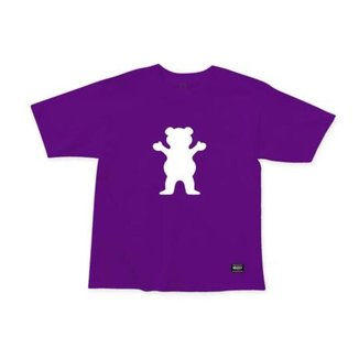 CROPPED GRIZZLY OG BEAR TEE