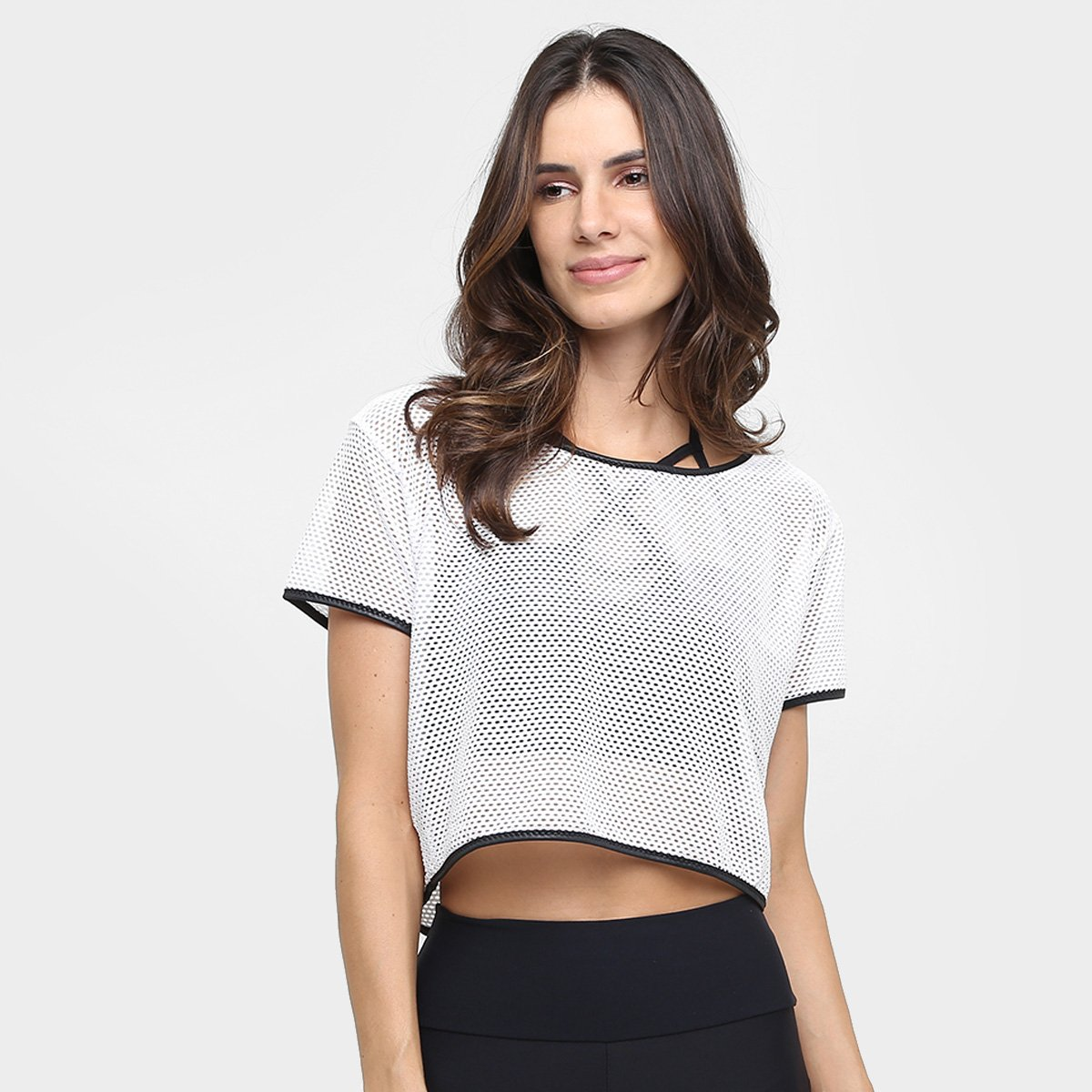 Cropped Enjoy Live Caruaru Live Caruaru Cropped Feminino Enjoy Branco ww5xqrZdU