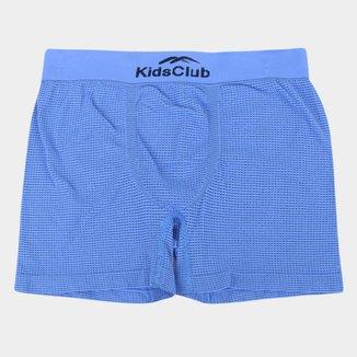 Cueca Boxer Infantil Kids Club Sem Costura
