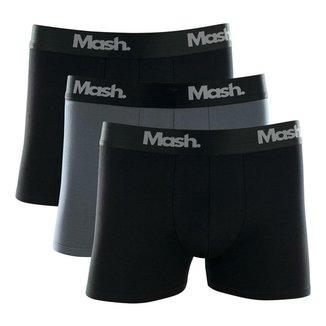 Cueca Boxer Mash Ref. 110.16 - Kit Com 3