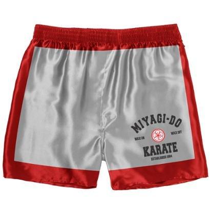 Cueca Samba Cancao Karate Kid Miyagi Do