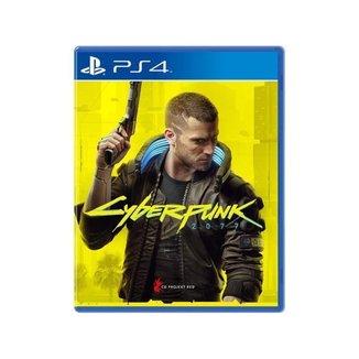 Cyberpunk 2077 para PS4 CD Projekt Red