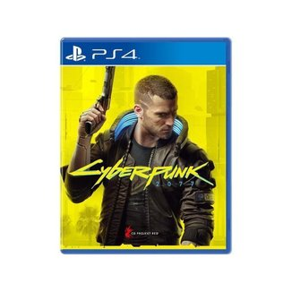 Cyberpunk 2077 para PS4 CD Projekt Red