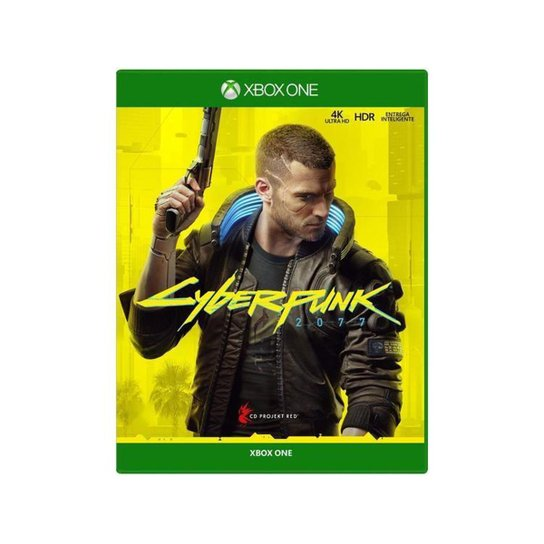 Cyberpunk 2077 para Xbox One CD Projekt Red - Incolor