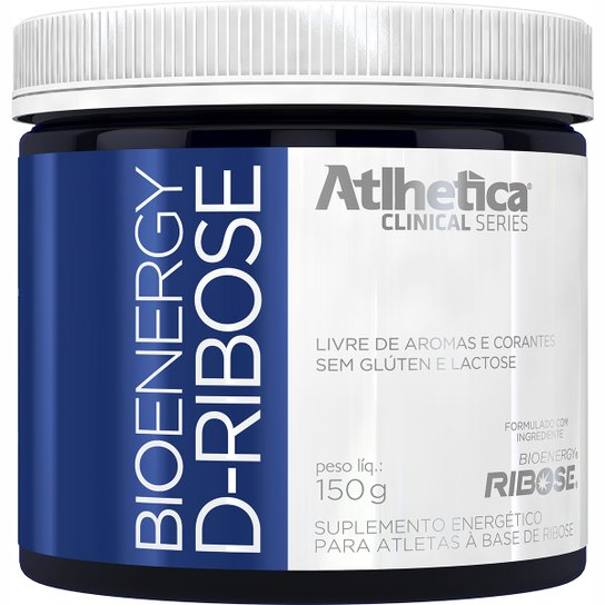 D-Ribose 150g- Atlhetica Nutrition -
