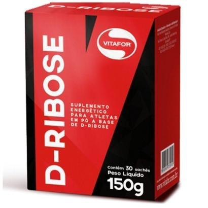 D-Ribose Caixa com 30 Sachês - Vitafor - Unissex