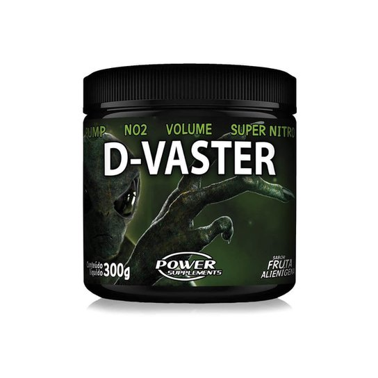 D-Vaster Power Supplements - 300g -