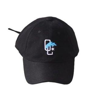 "Dad Hat Overcome ""The Great Wave"" Preto"