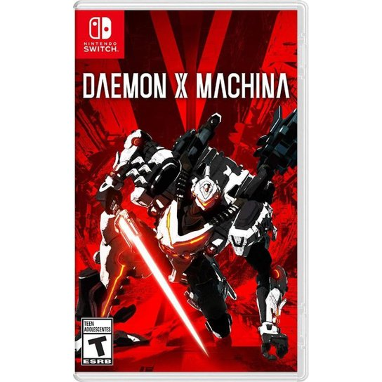 Daemon X Machina - Switch - Incolor