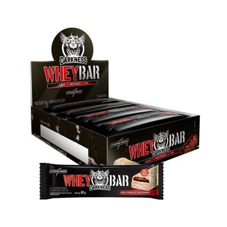 Dark Whey Bar Caixa c/ 08 Un - Integralmedica