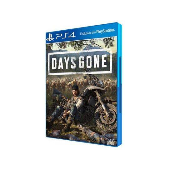 Days Gone para PS4 - Incolor