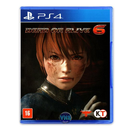 Dead or Alive 6 - PS4 - Incolor