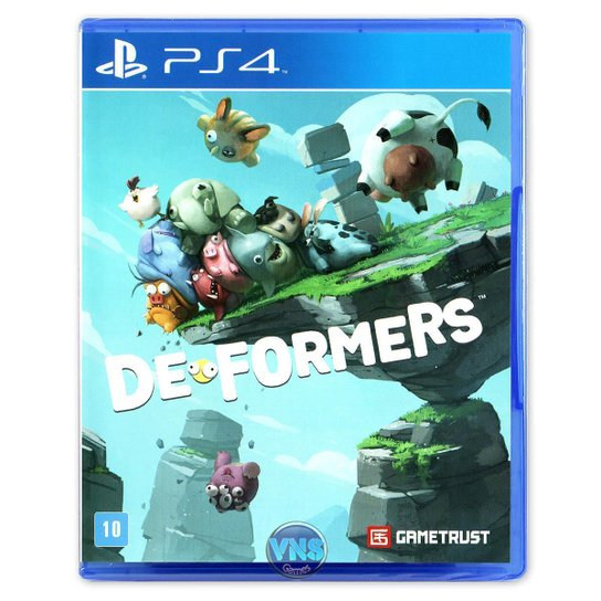 Deformers - PS4 - Incolor