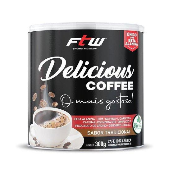 Delicious Coffee - 300g  Tradicional - FTW -