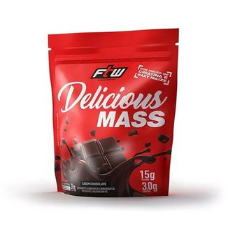 Delicious Mass - 3000g Refil Chocolate - FTW