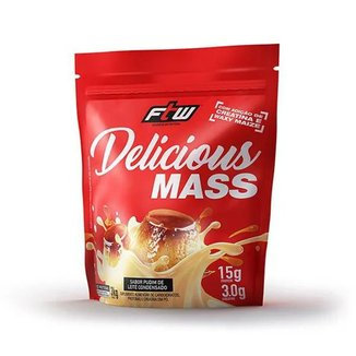 Delicious Mass  3000G Refil Ftw