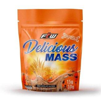 DELICIOUS MASS 3KG - FTW (CHOCOLATE MALTADO)