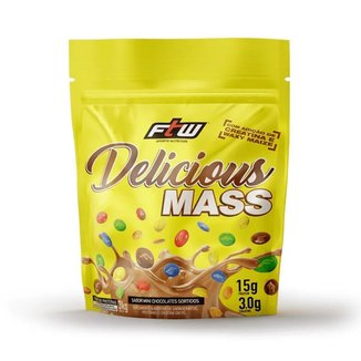 DELICIOUS MASS 3KG - FTW (CHOCOLATE SORTIDOS)