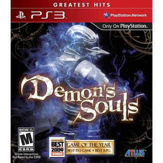 Demon's Souls Greatest Hits - Ps3
