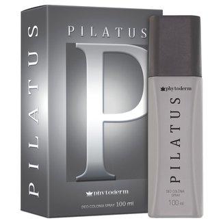 Deo Colônia Pilatus Masculina Phytoderm 100ml