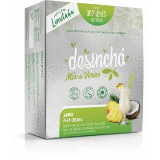 Desinchá Mix Verão c/ 30 sachês sabor Pina Colada