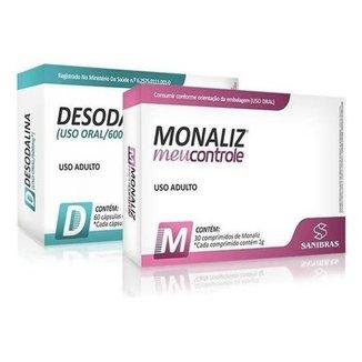 DESODALINA + MONALIZ - POWER SUPPLEMENTS