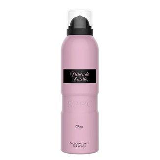 Desodorante Aerossol Paris Bleu - Feminino - Fleurs de Sistelle 200ml