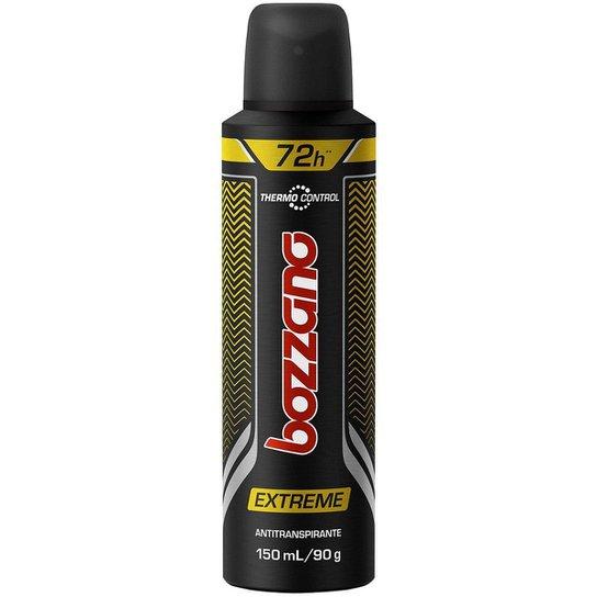Desodorante Bozzano Extreme Aerosol 150ml - Incolor
