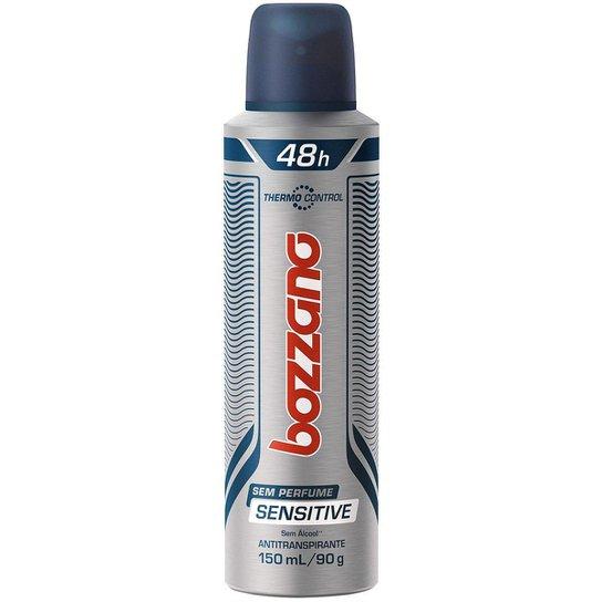 Desodorante Bozzano Sem Perfume Aerosol 150ml - Incolor