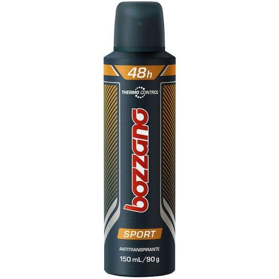 Desodorante Bozzano Sport Aerosol 150ml - Incolor