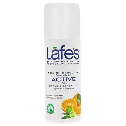 Desodorante Roll-On Active 88Ml Lafes