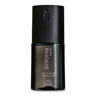 Desodorante Spray Corporal Sintonia - 100ml - Único
