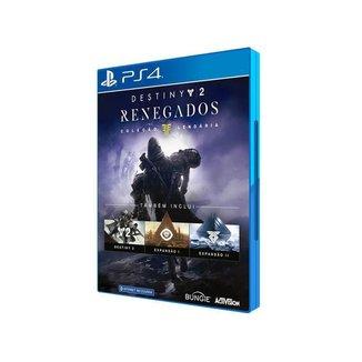 Destiny 2 Renegados para PS4 Activision