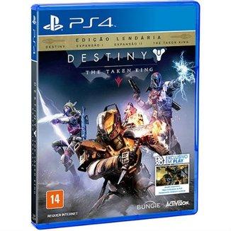 Destiny The Taken King - Ed Lendaria - PS4