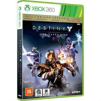 Destiny The Taken King - Ed Lendaria - Xbox 360
