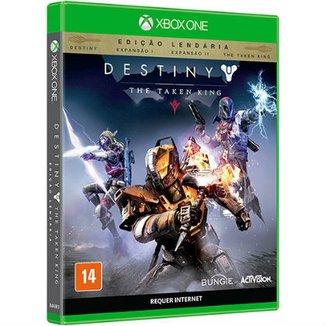 Destiny The Taken King - Ed Lendaria - Xbox One