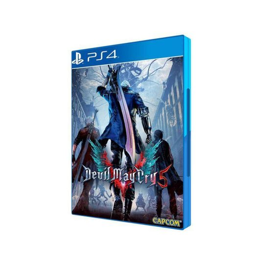 Devil May Cry 5 - Incolor
