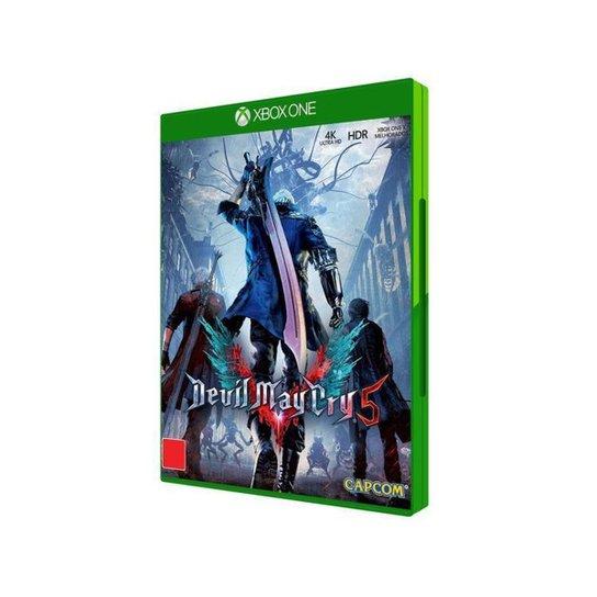 Devil May Cry 5 - Verde+Vermelho