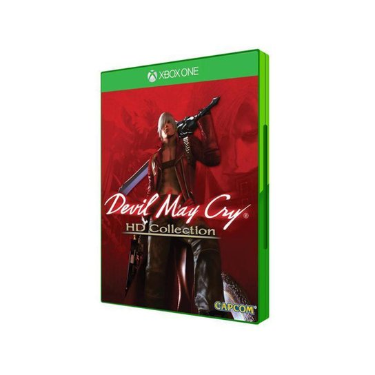 Devil May Cry HD Collection - Incolor