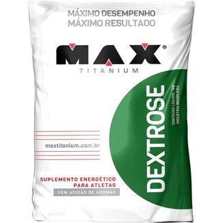 Dextrose 1 kg Refil - Max Titanium