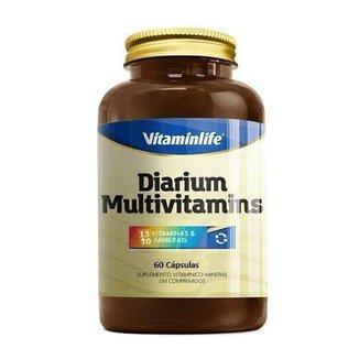 Diarium Multivitamínico 60 comprimidos  VitaminLife