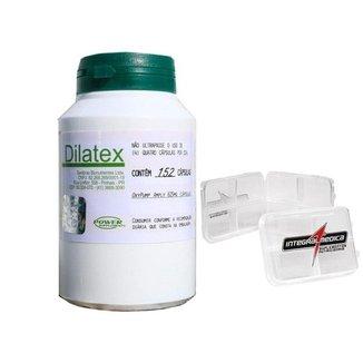 Dilatex 152 Cáps c/ Porta Cápsula - Power Supplements