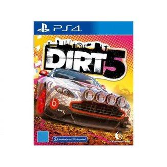 Dirt 5 Deep Silver - PS4